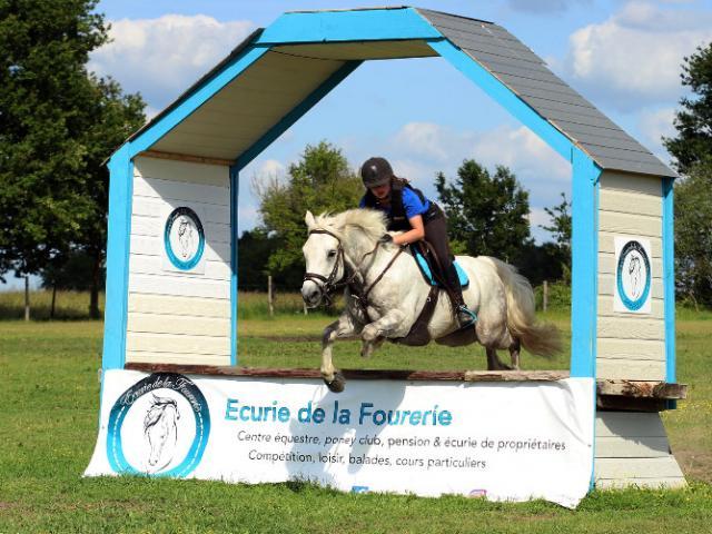 championnat de france derbycross club/poney au domaine de grosbois le 27 juin 2021